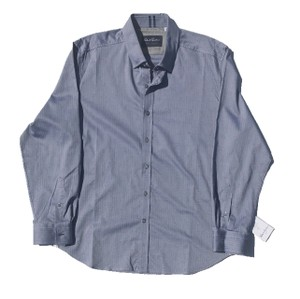 Robert Graham Button Down Shirt Slate Blue