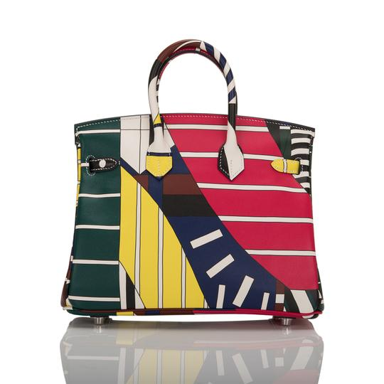 Hermès Satchel in Multicolor