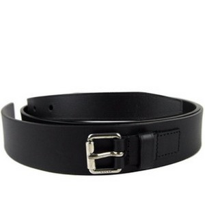 Gucci Black Leather Square Buckle Belt 341747 (105 / 42) Groomsman Gift