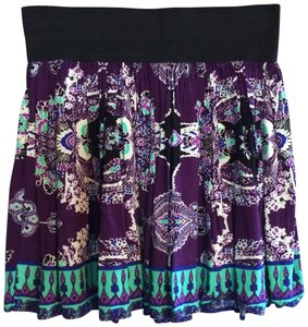 Body Central Skirt Mixed