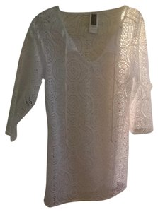 Laundry by Shelli Segal Lace Dress Coverup!