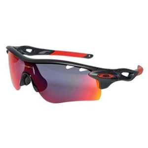 d7651cb6f6 Oakley Black Ink Frame   Red Iridium Unisex Sports OO9206-06 Sunglasses