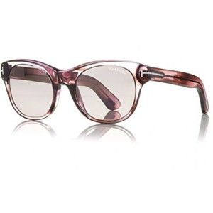 25f99eb5c9 Tom Ford Round Style Women s FT0532 83Z Purple Gradient Anti-Reflective Lens