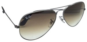 Ray-Ban Ray-Ban Sunglasses AVIATOR LARGE METAL RB 3025 004/51 58-14 Gunmetal