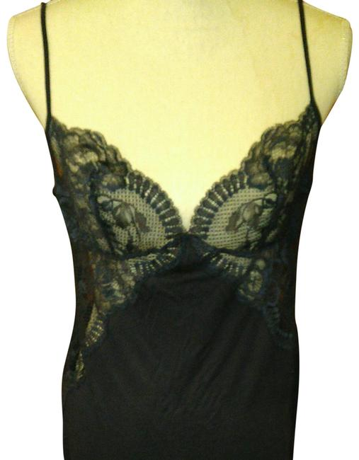 Item - Navy Blue Lace Insert Slip