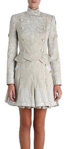 ZIMMERMANN master adorn military jacket and shorts