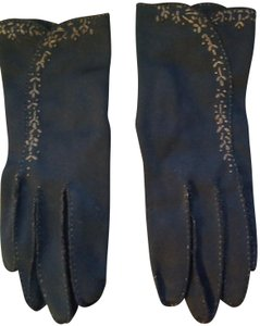 Sears Vintage Embroidered Gloves
