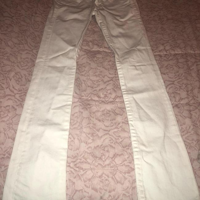 Item - White Boot Cut Jeans Size 0 (XS, 25)