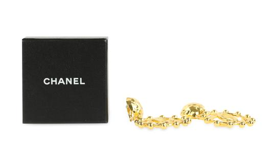Chanel Hammered CC Drop Image 6