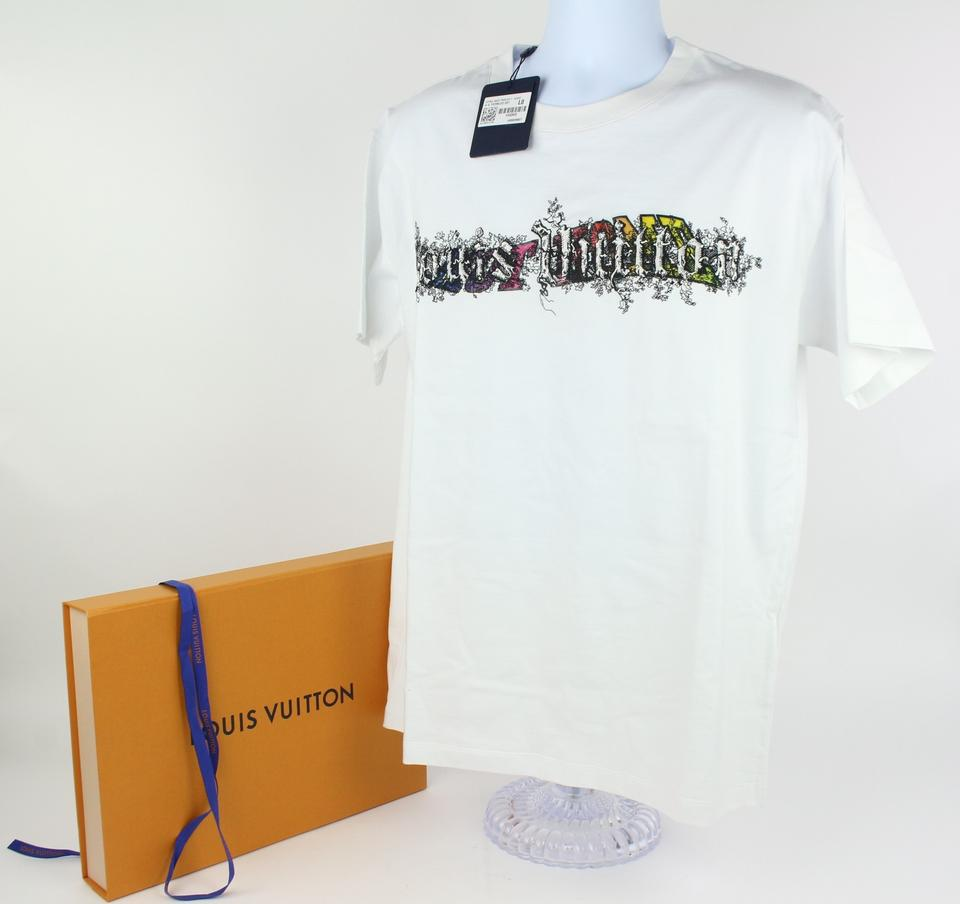 f9710b352f7d Louis Vuitton White (Ultra Rare) Runway Virgil Abloh Ss19 Wizard Oz ...