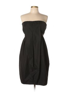 Bottega Veneta Strapless Sheath Elegant Night Out Dress