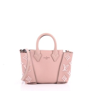 Louis Vuitton Calfskin Tote in pink