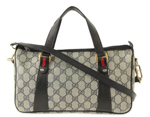 Gucci Ophidia Satchel in Blue