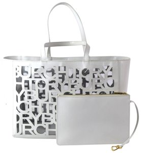 Tory Burch Beach Michael Kors Pool Tote in White