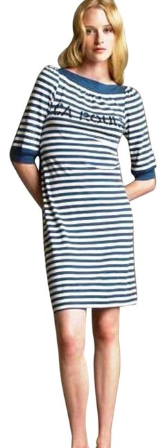Preload https://img-static.tradesy.com/item/24236721/marc-by-marc-jacobs-blue-and-white-stripes-ca-roule-short-casual-dress-size-2-xs-0-3-650-650.jpg
