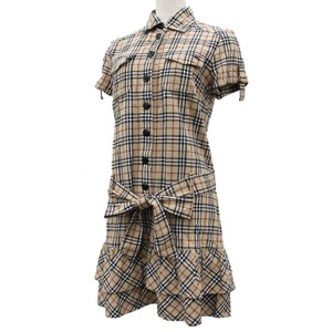 Burberry short dress Beige Made In Japan Shirts on Tradesy