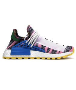 adidas Originals = Pharrell Williams Human Race Afro Yellow Athletic
