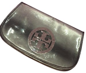 Tory Burch Charcoal Clutch