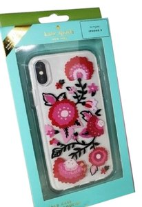 Kate Spade Kate Spade Jeweled Garland Comold Case for iPhone X