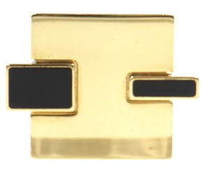 Hermès Rare 13mm H Eileen buckle Logo Enamel for reversible belt