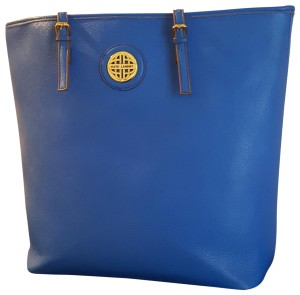 Kate Landry Tote in Cobalt Blue