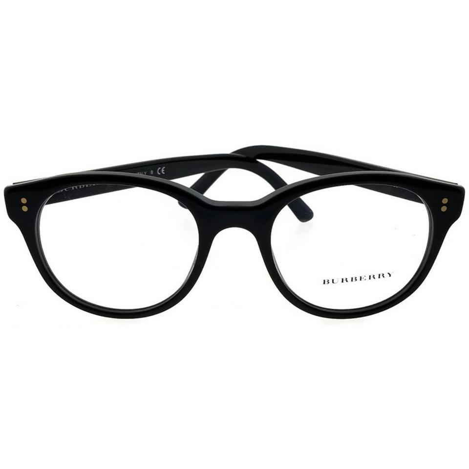 f9341b12eea5 Burberry Be2194-3001-50 Travel Tailoring Mens Black Frame Clear Lens  Eyeglasses