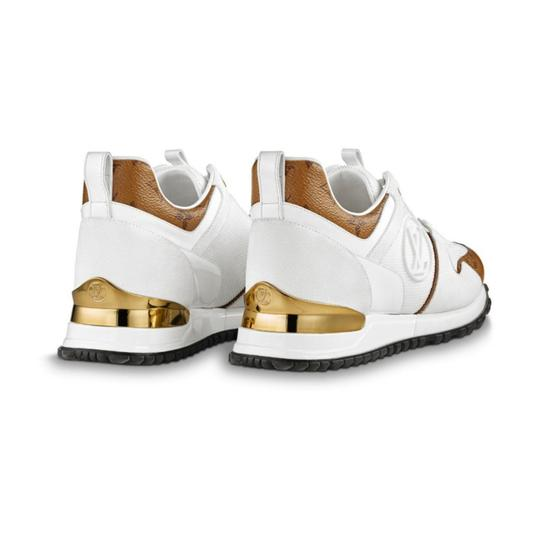 Louis Vuitton White and gold Athletic Image 2