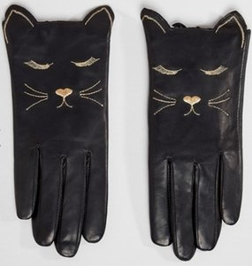 Ted Baker New with tag cat detail gloves