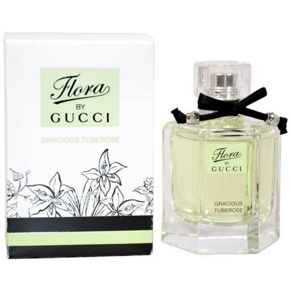 4bf9f749fb3 Gucci FLORABY GUCCI GRACIOUS TUBEROSE-EDT-1.6 OZ-50 ML-FRANCE Image ...