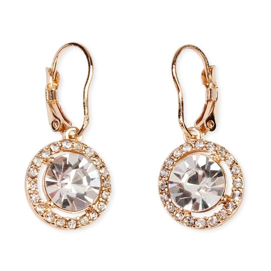 Preload https://img-static.tradesy.com/item/24239513/gold-round-lever-back-crystal-earrings-0-0-540-540.jpg