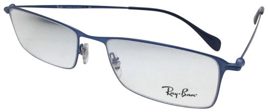 Preload https://img-static.tradesy.com/item/24239517/ray-ban-new-rx-able-rb-6290-2787-52-17-140-blue-metallic-frame-sunglasses-0-1-540-540.jpg