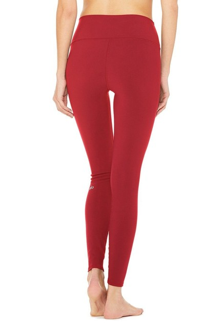 Preload https://img-static.tradesy.com/item/24239720/alo-red-high-waist-ripped-warrior-activewear-bottoms-size-12-l-32-33-0-0-650-650.jpg