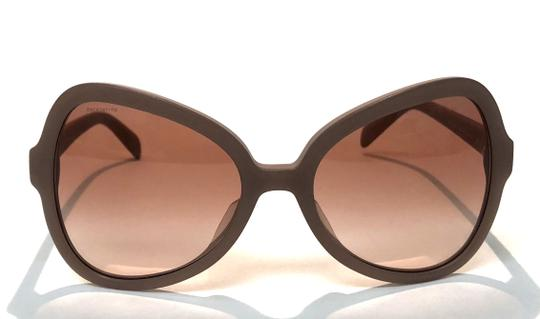 Prada Vintage Large Butterfly Shape SPR 06S-F Free 3 Day Shipping