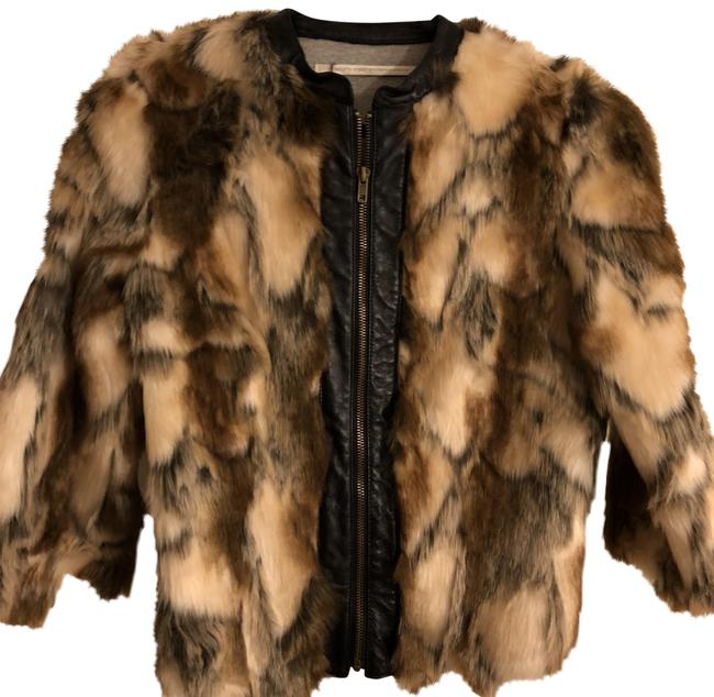 Preload https://img-static.tradesy.com/item/24239751/twelfth-st-by-cynthia-vincent-multiblack-faux-fur-chubby-jacket-size-4-s-0-3-650-650.jpg