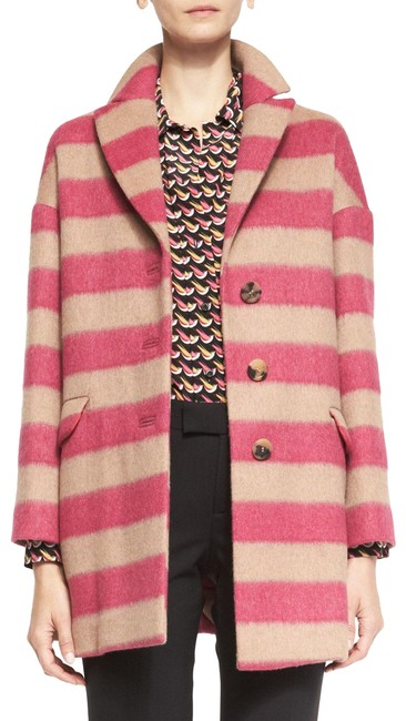 Preload https://img-static.tradesy.com/item/24239827/red-valentino-pink-button-front-striped-wool-blanket-coat-size-8-m-0-1-650-650.jpg