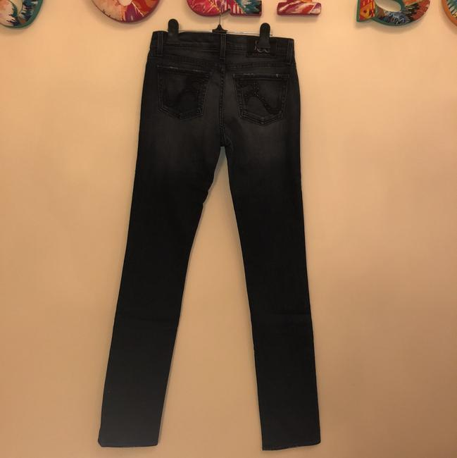 Rock & Republic Straight Pants dark blue