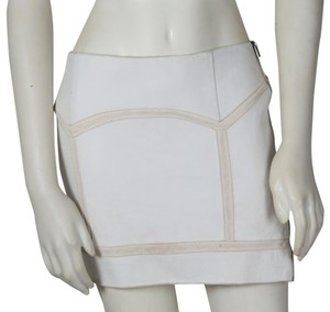 Tom Ford Summer Mini Skirt White