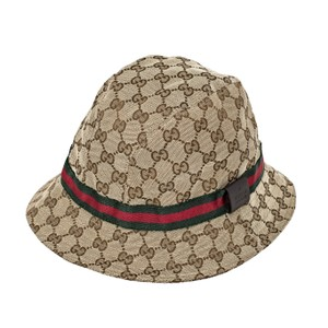 Gucci New Gucci Original GG Bucket Hat Size XLarge