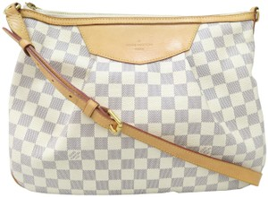 Louis Vuitton Azur Siracusa Shoulder Bag
