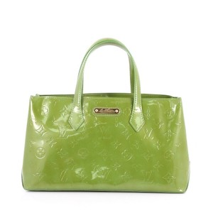 Louis Vuitton Wilshire Tote in Green