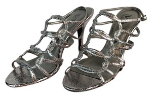 Nina Shoes Gunmetal Formal