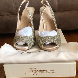 Imagine by Vince Camuto gold Formal