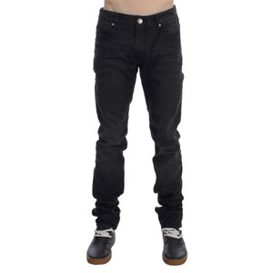 Gray D30453-1 Cotton Skinny Slim Fit Jeans (Waist 34) Groomsman Gift