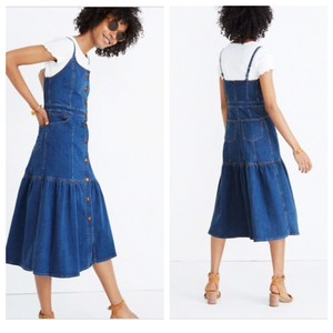 Blue Maxi Dress by Madewell