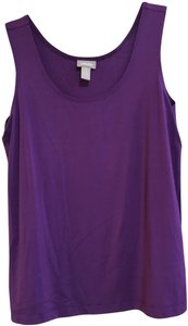 Chico's 4 Piece Set Stretch Layering Year-round Microfiber Top Black, Purple, Lime Green, Teal