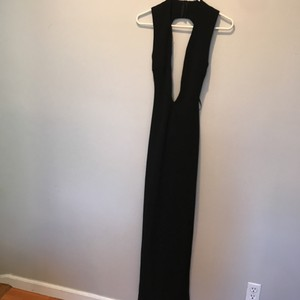 Black Maxi Dress by AQ/AQ