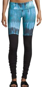 Alo Alo Yoga Ribbed Goddess Multicolors Leggings