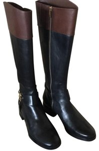 f7e6a7999deb Black Michael Kors Boots   Booties - Up to 90% off at Tradesy