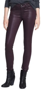 Rag & Bone Japanese Color Fall Fitted Jeggings