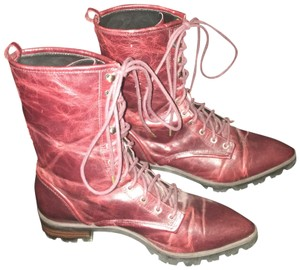 Luxury Rebel red/brown Boots